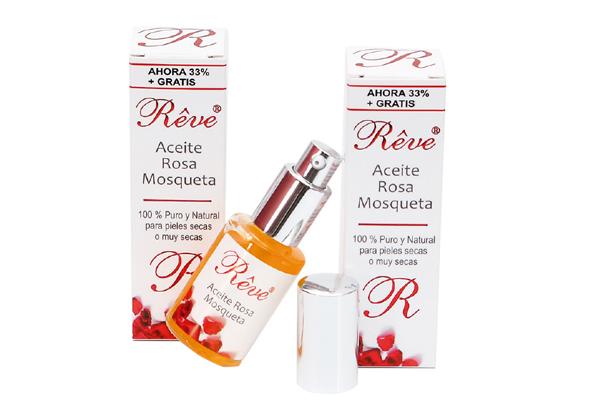 Aceite de rosa mosqueta y sus aplicaciones contra el envejecimiento