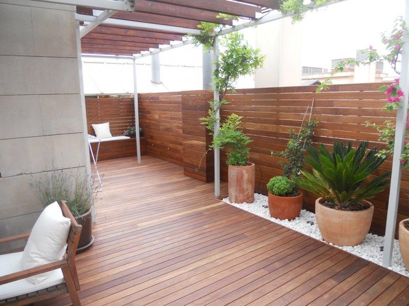 Empresas de proyectos para reformar terraza
