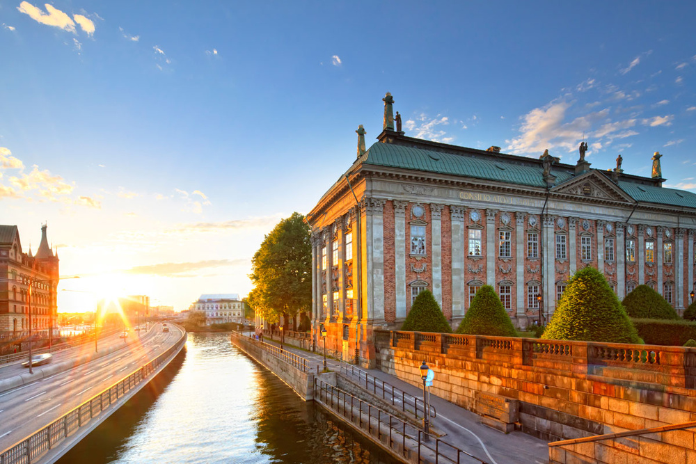 Balsas de Estocolmo tendrán paradas especiales