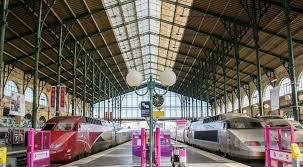 Comprar billetes de tren a París una sabia decisión