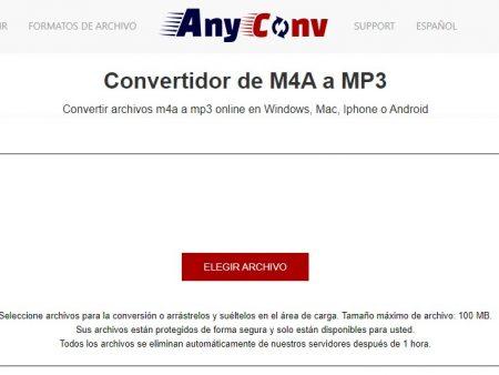 Cómo convertir M4A a MP3 con iTunes (gratis)